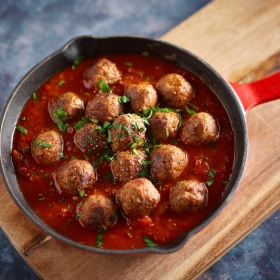 Moving Mountains - Meatballs 12x17g